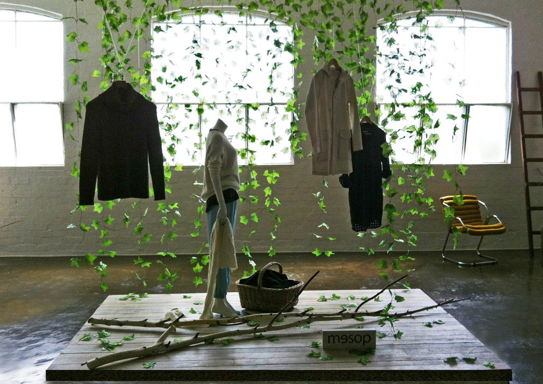 visual-merchandising_leaf display